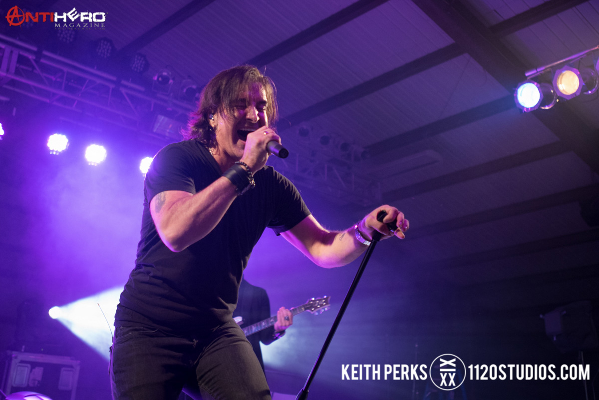 Scott Stapp - Keith Perks