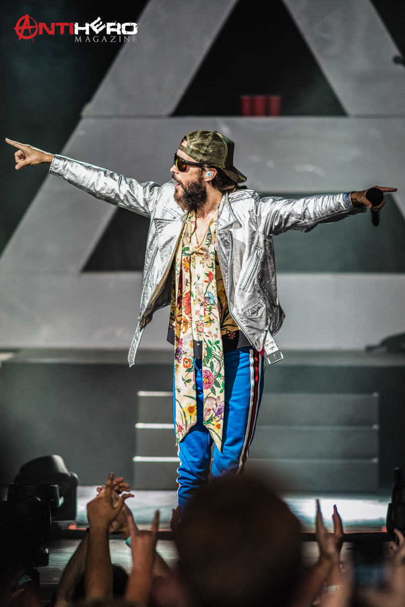 Concert review and photos muse with thirty seconds to mars at pnc thirty seconds to mars m4hsunfo