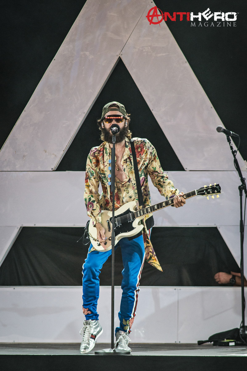 Concert review and photos muse with thirty seconds to mars at pnc thirty seconds to mars pnc music pavilion charlotte nc 15 june 2017 m4hsunfo