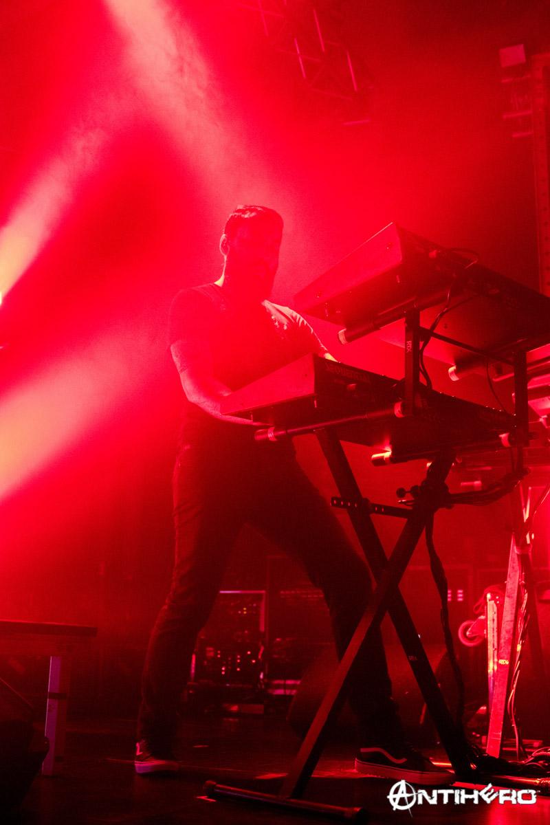 Concert Review and Photos: CARPENTER BRUT in Stockholm, Sweden