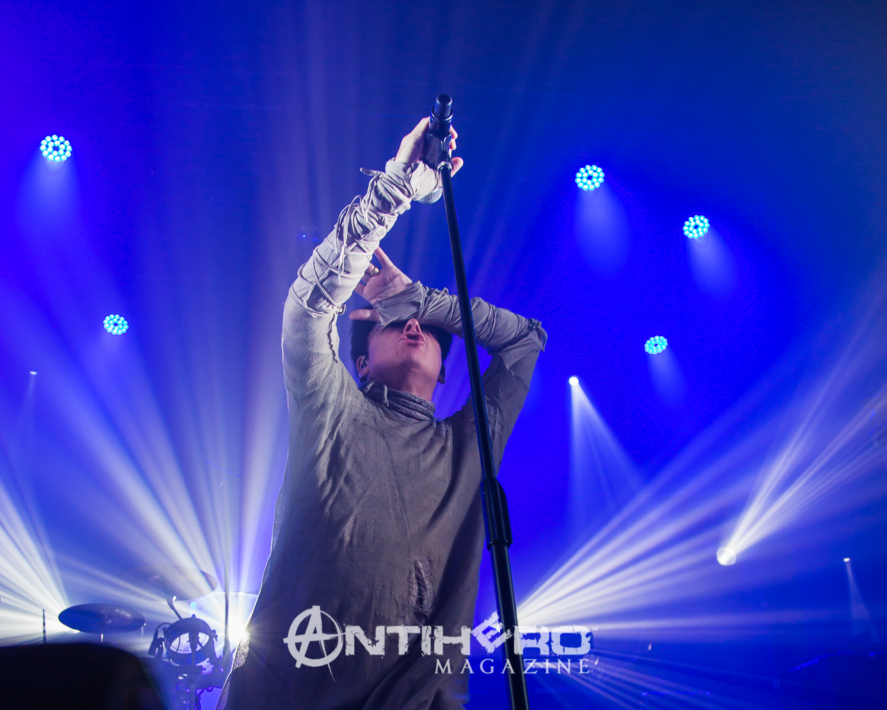Concert review and photos gary numan at the opera house in toronto garynuman antihero 030 m4hsunfo