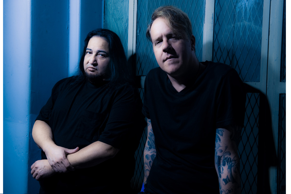 Fear Factory - Burton C. Bell