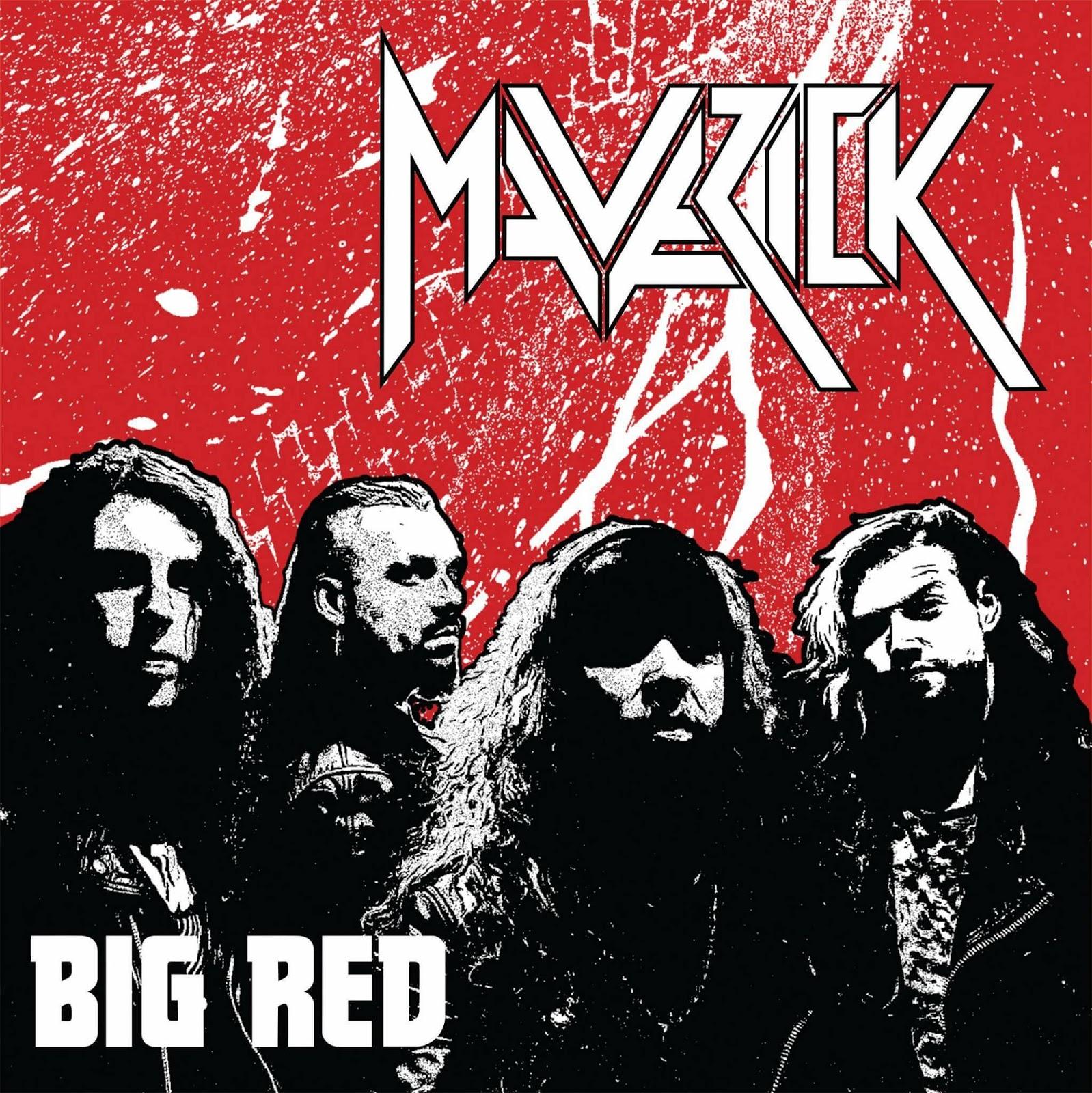Maverick Big Red