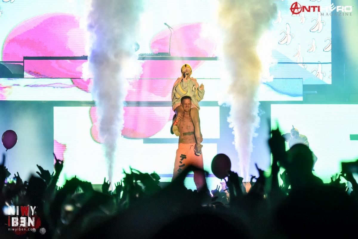 Die Antwoord Rock For People 2017