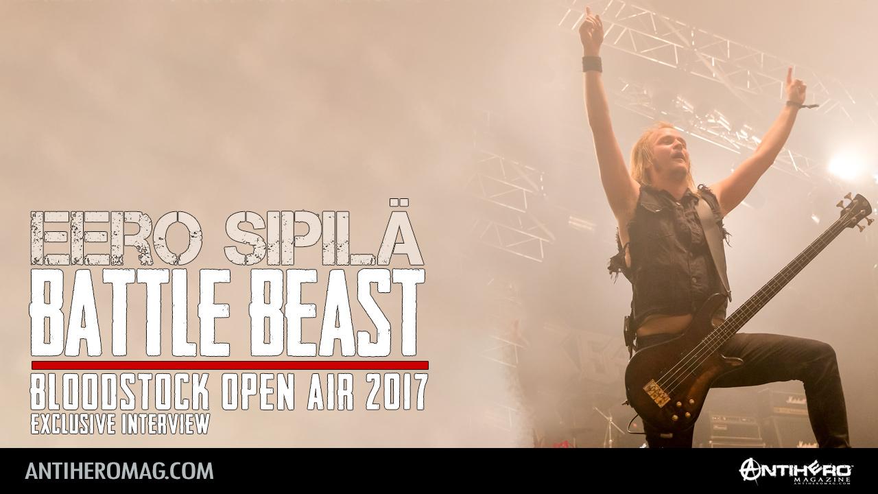 Eero Sipilä - Battle Beast